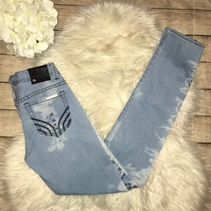 A/X Armani Exchange Distressed Skinny Jeans